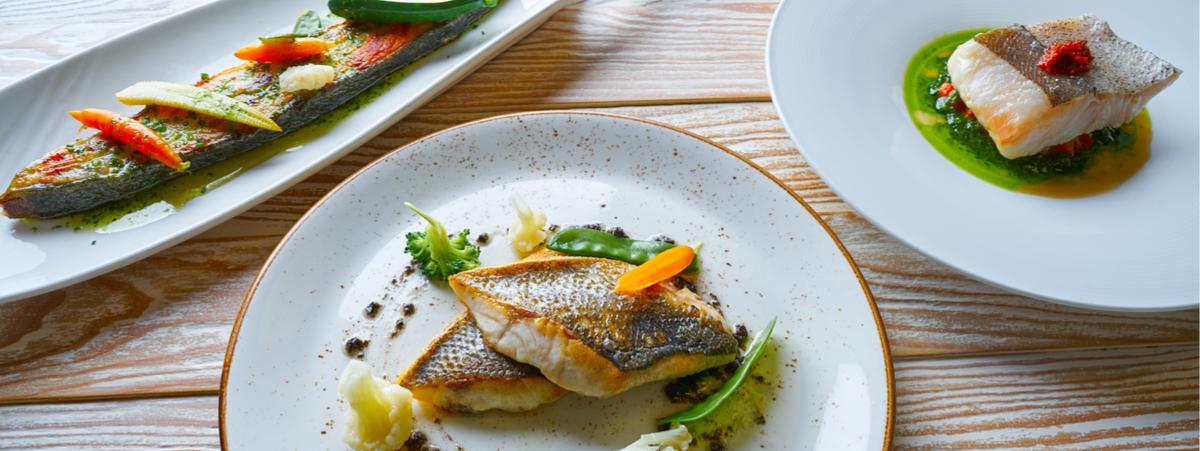 ricette a base di pesce a basso contenuto di grassi