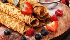 Ricette crepes dolci e salate