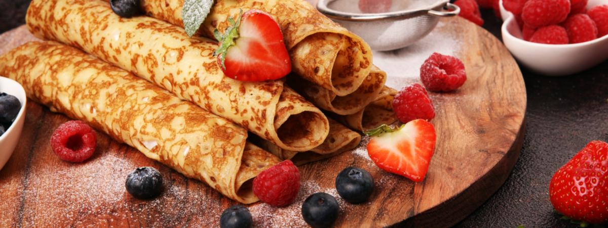 Ricette crepes dolci e salate