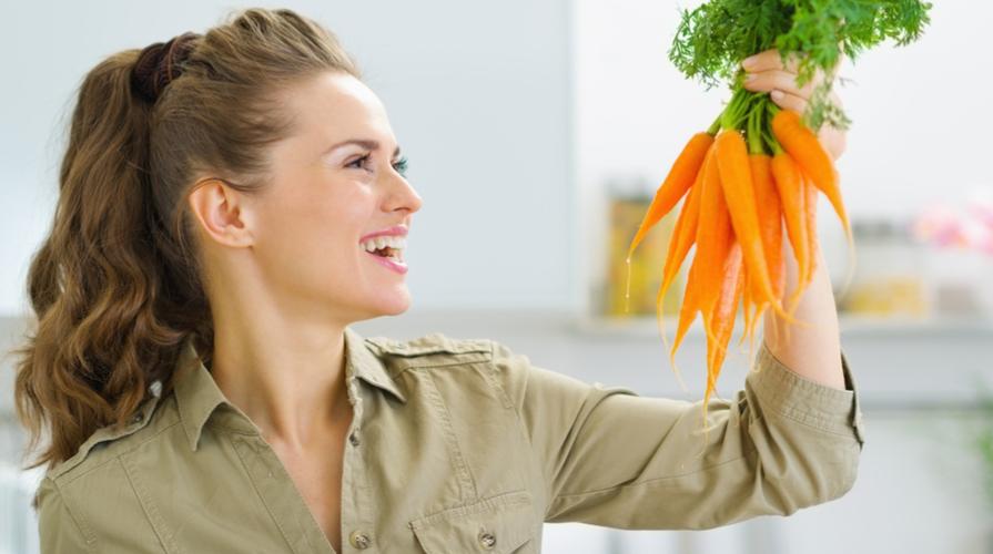 le carote fanno ingrassare