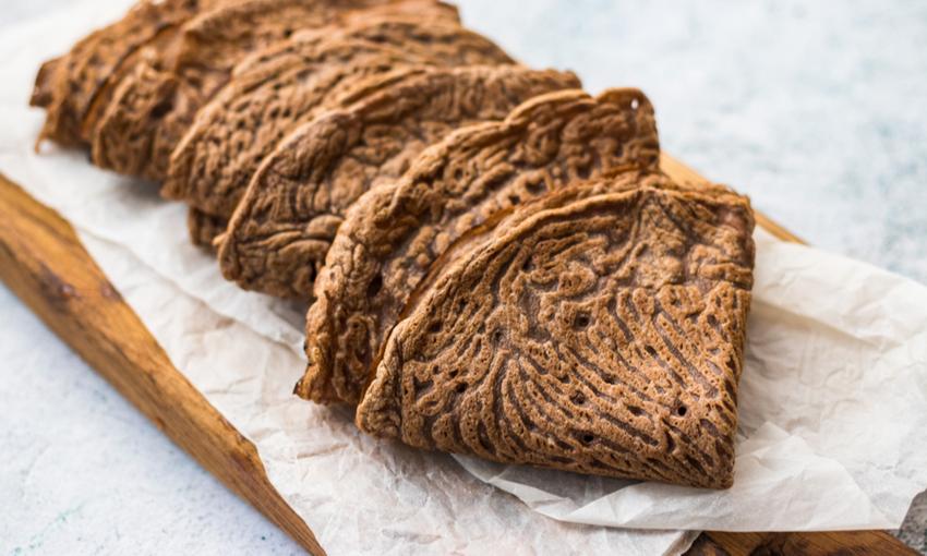 Varianti crepes cioccolato