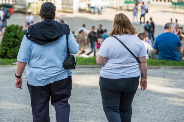 obesità in europa