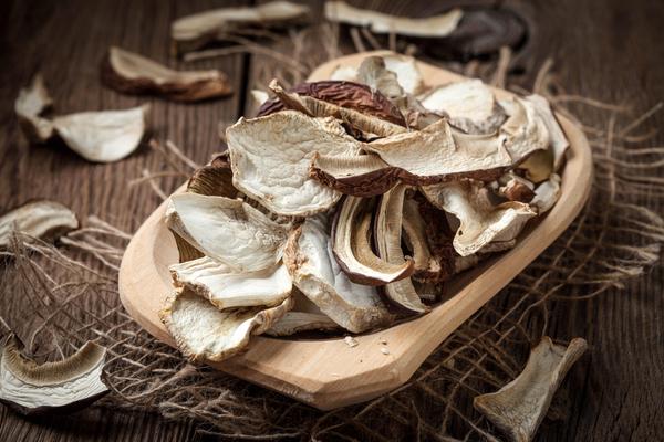 Come essiccare i funghi metodologie e consigli pratici for Cucinare funghi