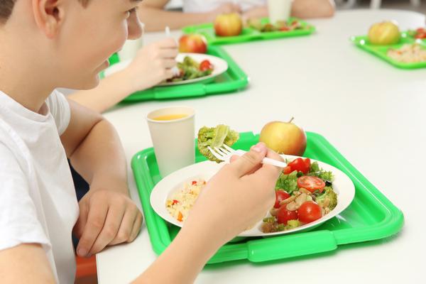 mensa scuola spreco alimentare