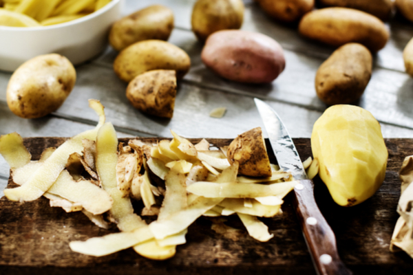 patate bianche