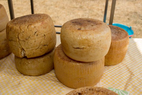 stagionatura formaggio