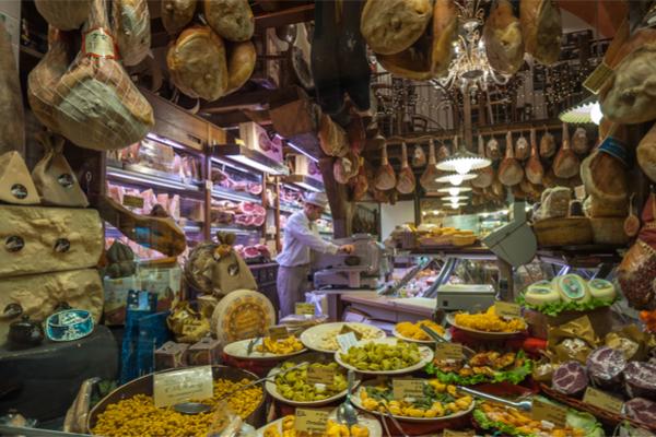 Botteghe storiche Bologna
