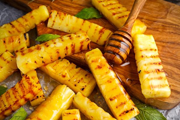 ananas miele