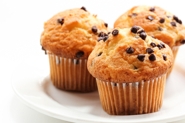 muffins lievitati