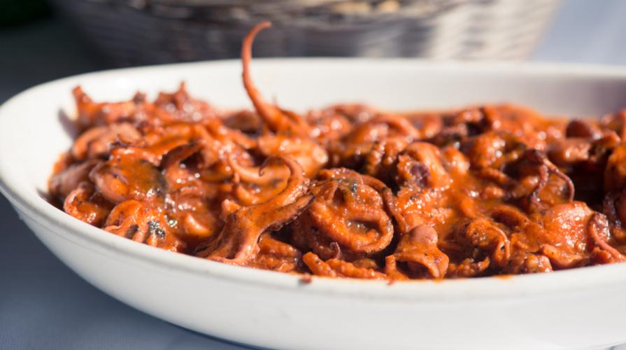 Moscardini ricette facili e golose per portare in tavola il mare di novembre - Il mare in tavola ...