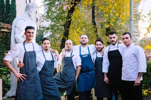 squadra chef martini
