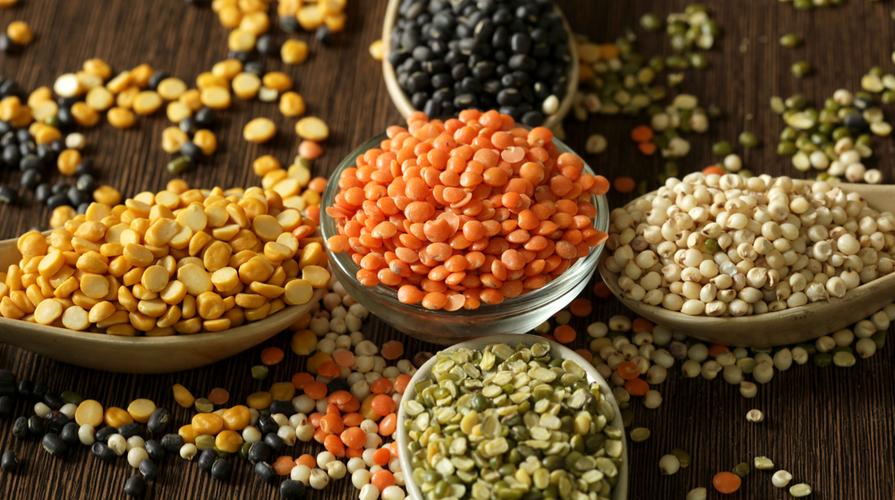 tipi di lenticchie