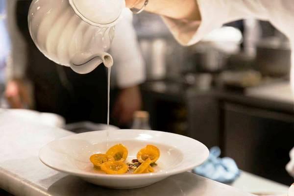 tortello di mortadella chef Martini