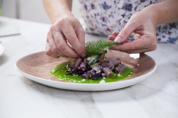 pastaca alle verdure