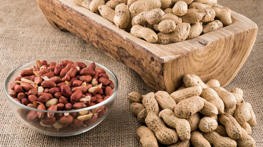 arachidi valori nutrizionali