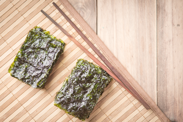 alghe nori