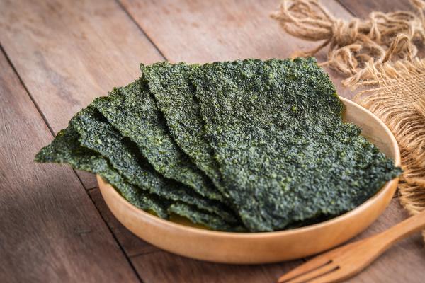 alghe vegan
