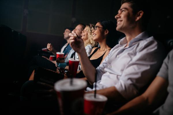 bibite gassate cinema