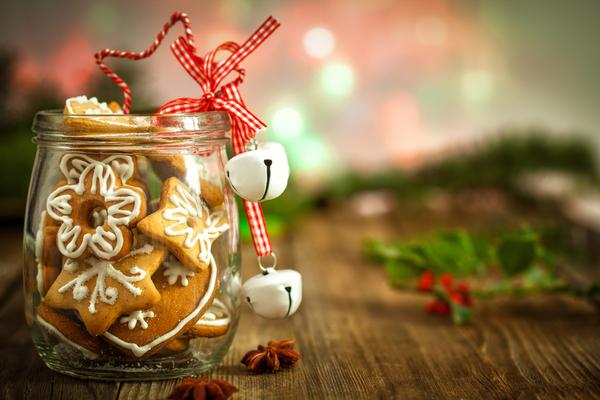 Idee Per Confezionare Biscotti Di Natale.Biscotti Natalizi Le Ricette E I Metodi Di Confezionamento Piu Allegri