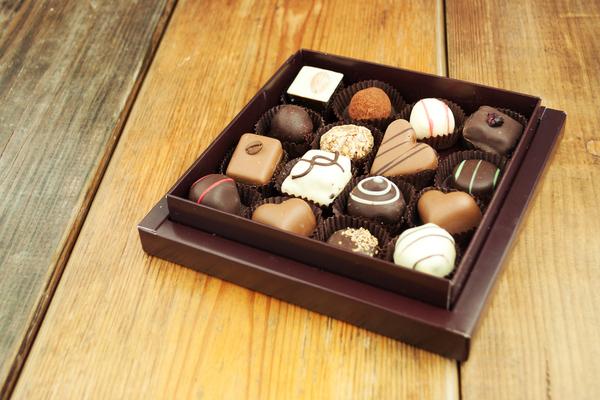 cioccolatini madagascar