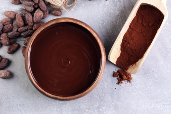 cioccolato glassa