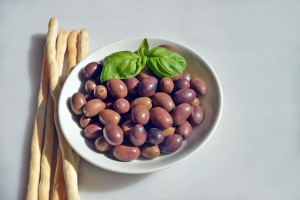 olive taggiasche liguri