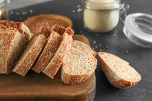 pane senza glutine grano saraceno
