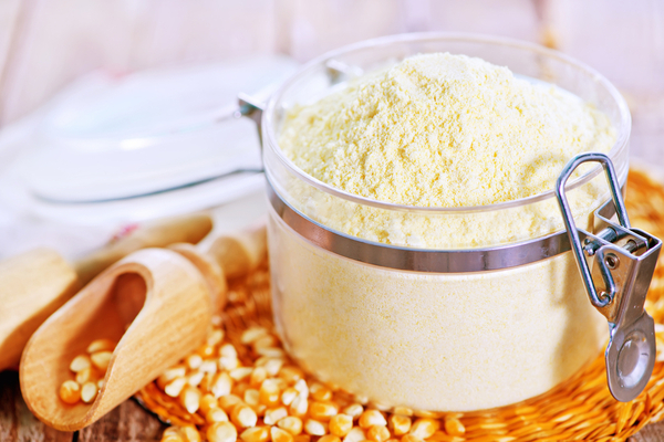 pane senza glutine farina mais