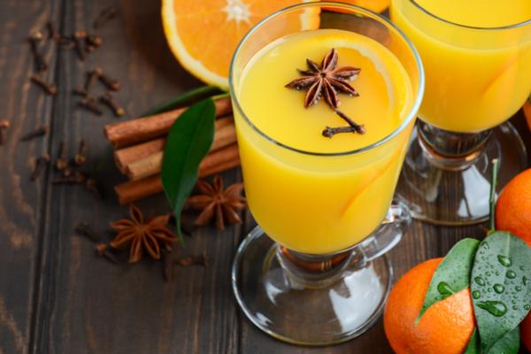 punch mandarino
