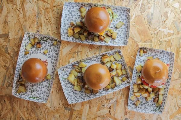 burbee hamburger milano