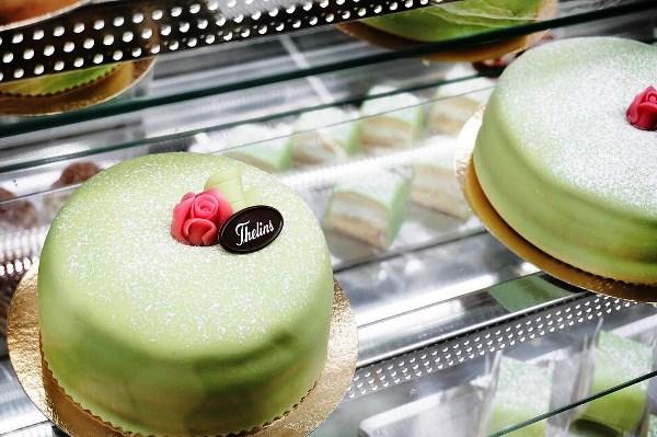 torta verde stoccolma