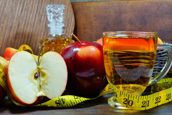 aceto di mele fa dimagrire