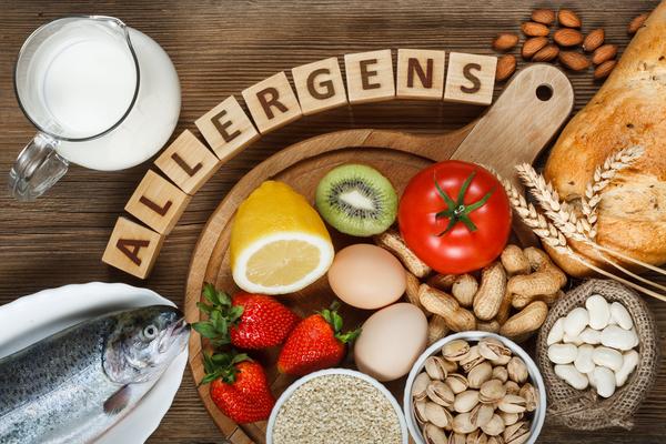 allergeni cibi