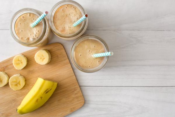 banana frullato