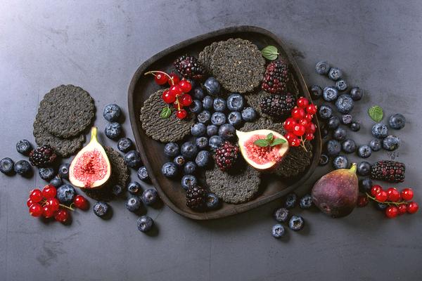 biscotti carbone vegetale