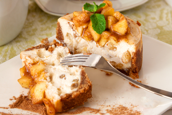 cheesecake mele