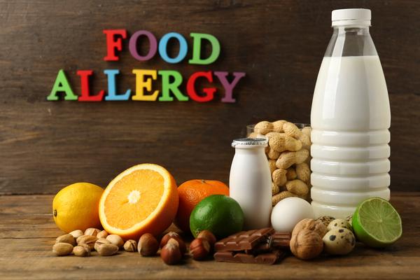 cibi allergie
