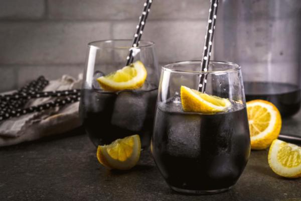 drink carbone vegetale