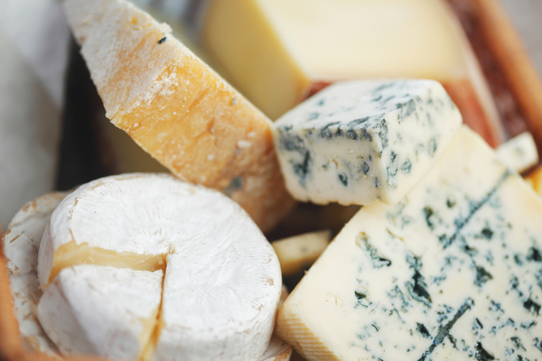 formaggi tiramina