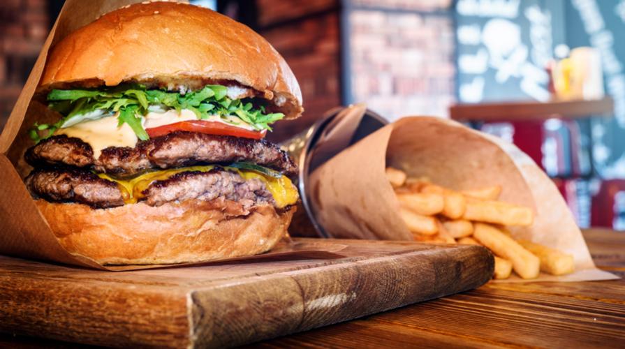 hamburger milano