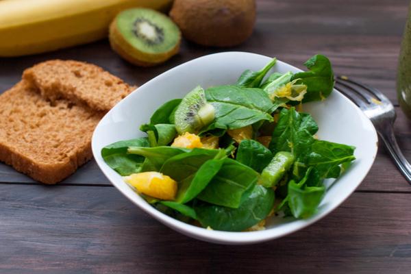 insalata kiwi