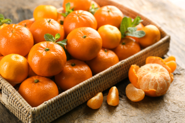 mandarini comuni