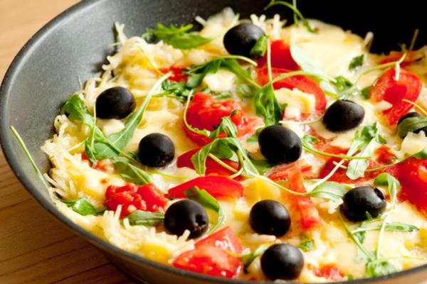 pizza di pasta