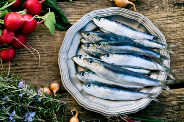 sardine piatto