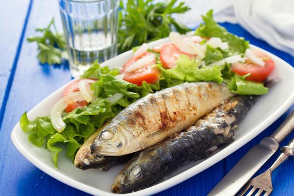 sardine griglia
