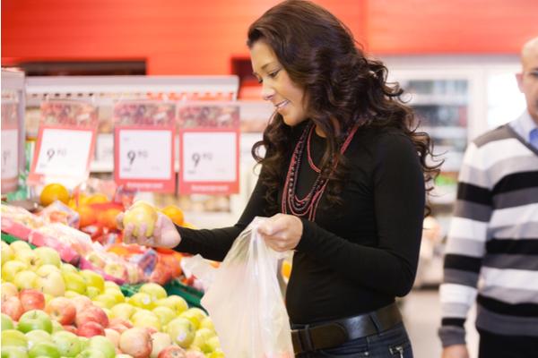 spesa frutta verdura