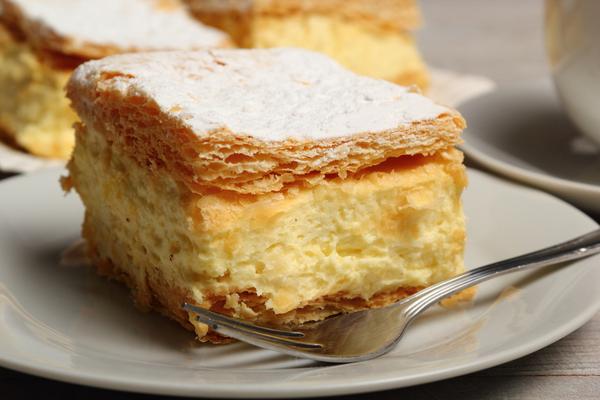 torta napoleonka varsavia