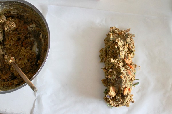 stampo arrosto vegetariano