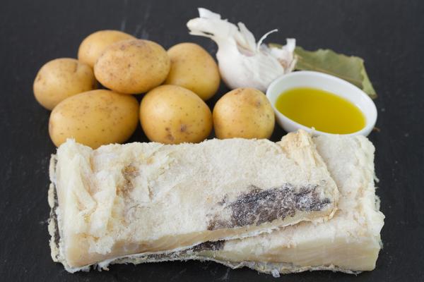 baccalà ricetta ingredienti