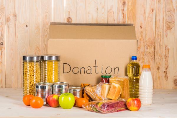 donazioni alimentari